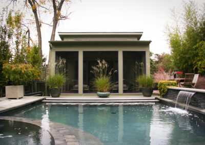 Fisher-Foley Pool House