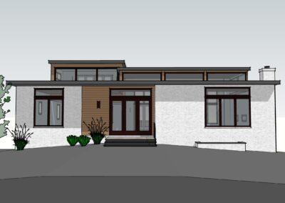 Linnean Terrace Residence