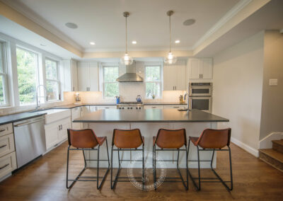 Del Ray Addition and Renovation