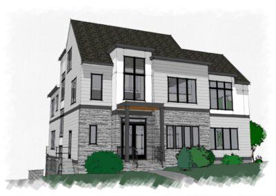 Chesapeake Street Residence